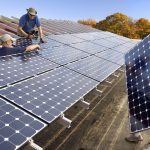 How to use solar power sources in industries