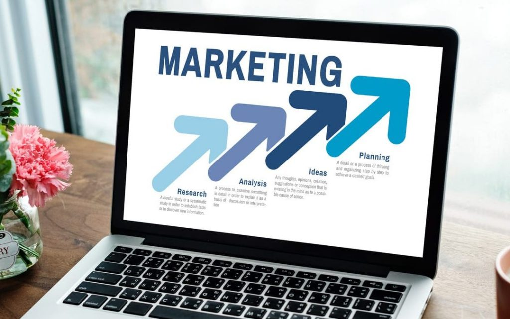Information about marketing