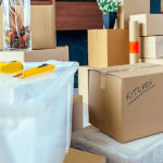 Packaging materials needed to pack things wisely