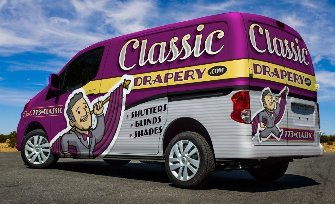 Top benefits of vehicle graphics for business